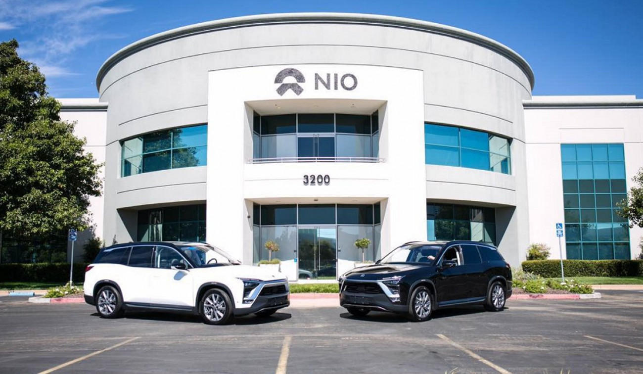 Nio Nio Will Announce A New Ef9 Sedan On The Nio S Day In January Chinese Media Speculates
