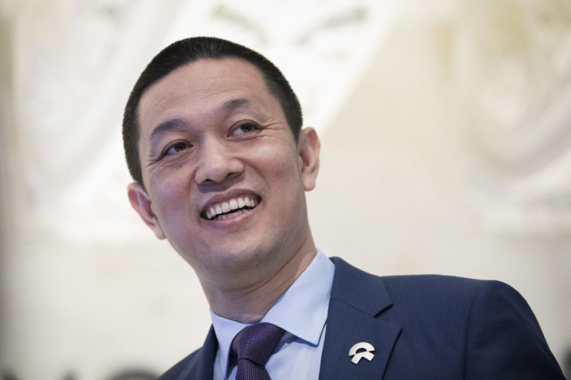 William Li Bin, a Chinese entrepreneur and a founder of NIO